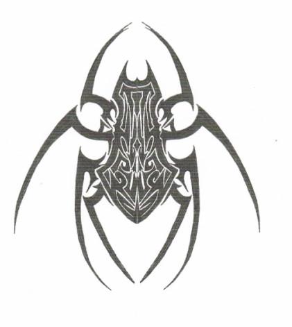 Tribal Spider by Tribalchick101 on DeviantArt