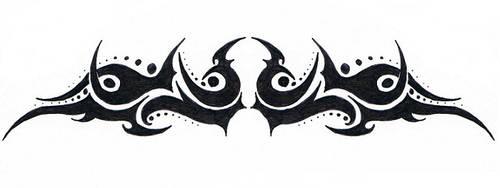 Tribal Tattoo 11 by Tribalchick101