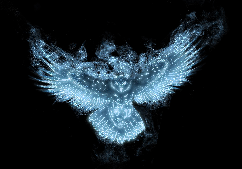 Owl Patronus by Tribalchick101