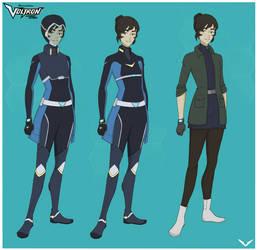 Voltron OC: Robin Reference Sheet by LilCinnamonStick