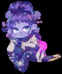 Chibi Blue