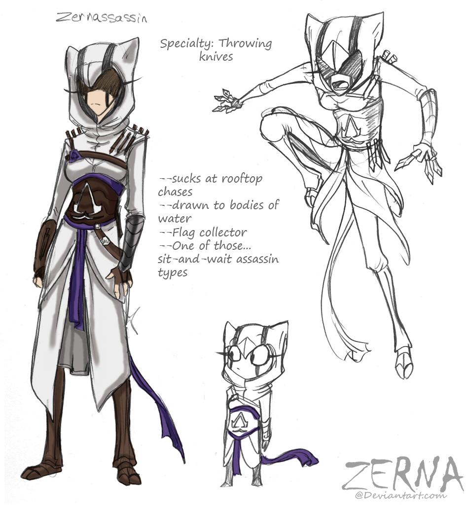 ZernAssassin Reference by Zerna