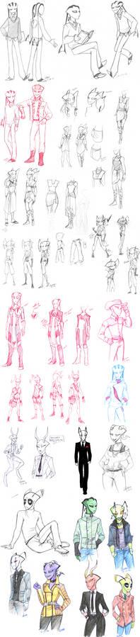 Draw Dribble--Fashion
