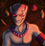 Evil Douche Snake