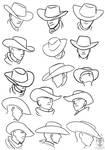Cowboy Hat References