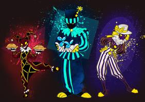 The Tame Clown Posse