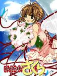 Card Captor Sakura colored 2