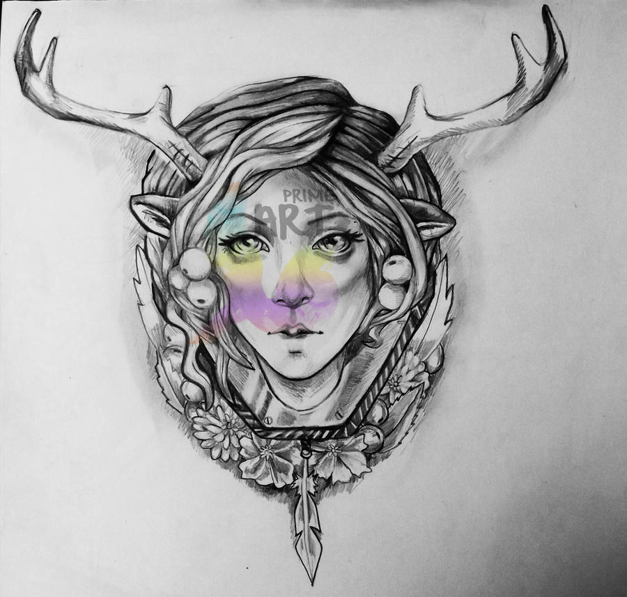 Artemis Tattoo Design By Whammeh On DeviantArt