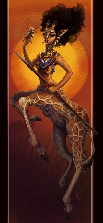 The Centaur by Whammeh