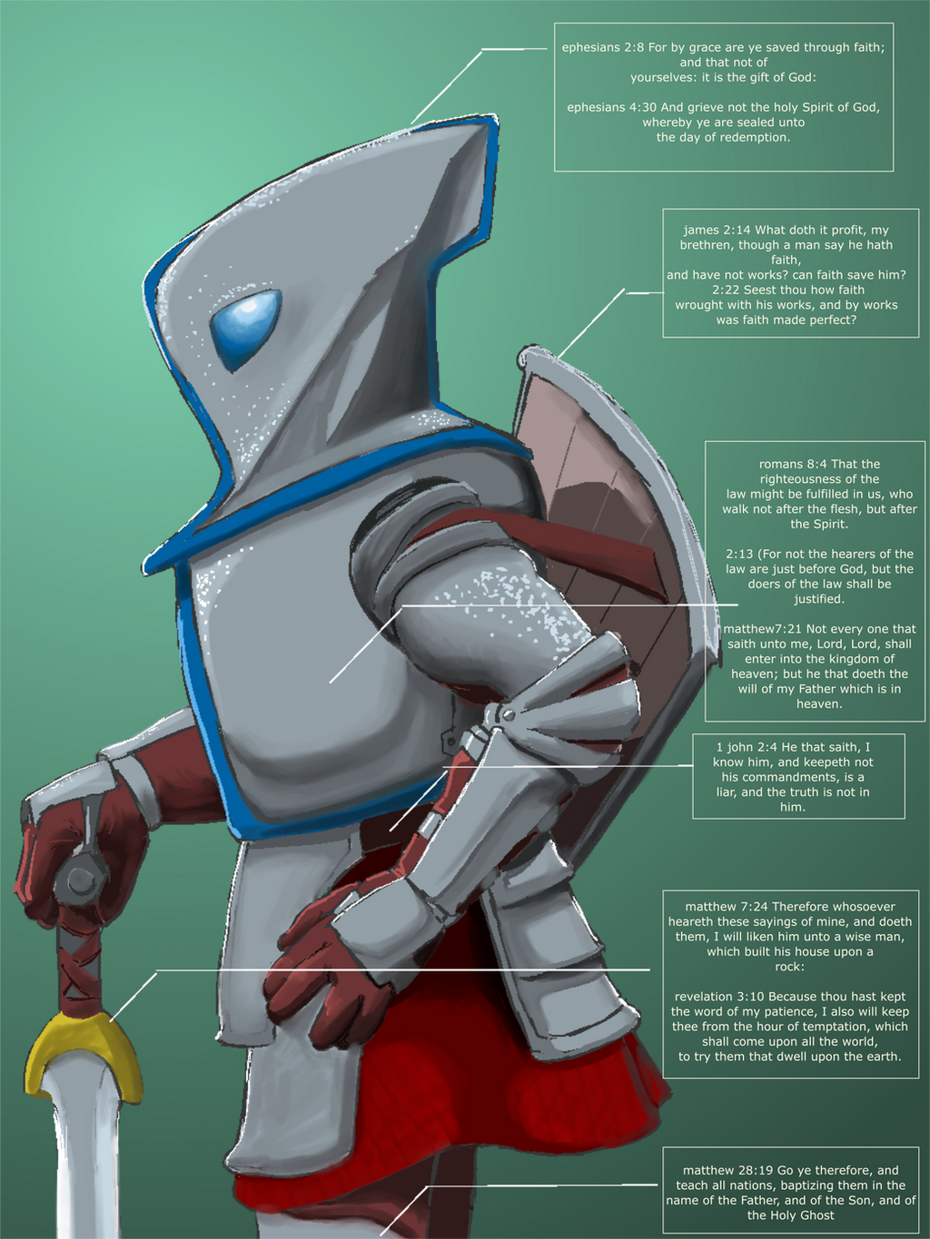 Armor of god by lan01 on deviantart armor of god by lan01 armor of god by lan01 altavistaventures Image collections