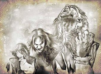 El mago y la princesa 2 by Sarima