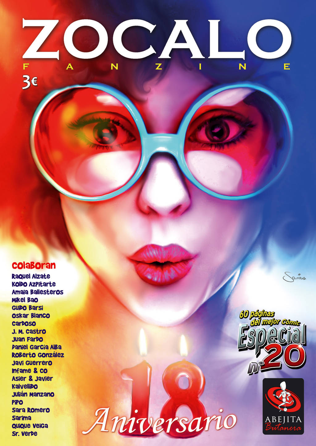Zocalo Cover by Sarima