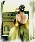 .:Dama del espejo:.