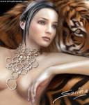 La Venus del tigre
