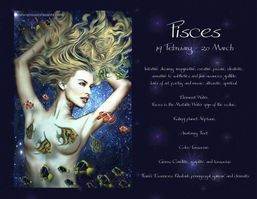Pisces By Sarima On DeviantArt