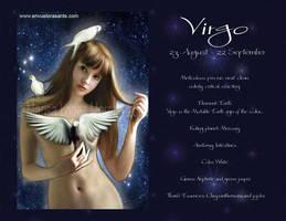 Virgo by Sarima