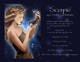 Scorpio by Sarima