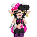 Splatoon 2 Callie