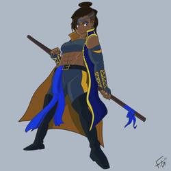 Beauregard Lionett of the Mighty Nein