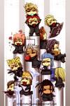 KH: Chibi Organization XIII