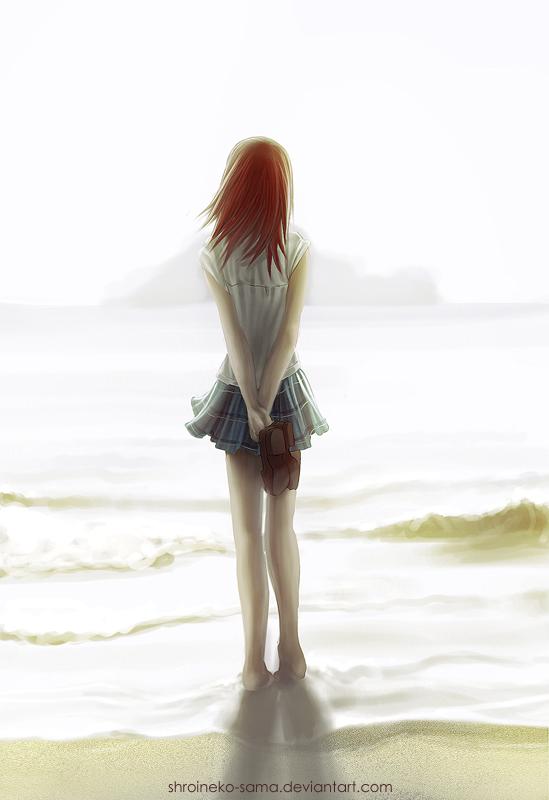 KH2: Waiting For You by ShiroiNeko-sama