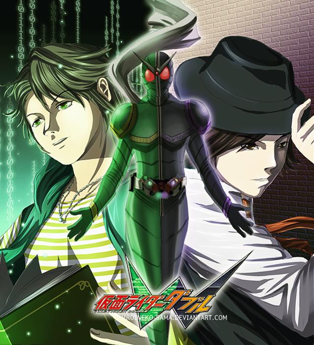 Kamen Rider Delta Belt Kamen Rider W: Partner...