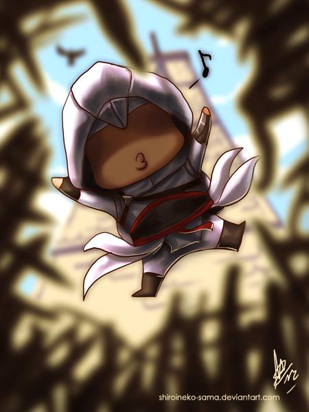 AC: Jumping Into A Hay Stack by ShiroiNeko-sama