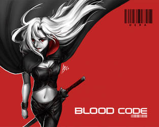 Blood Code: Hera by ShiroiNeko-sama