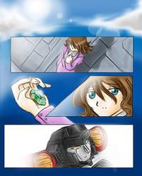 TF:Remembering Starscream by ShiroiNeko-sama