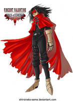 FF7DoC:Vincent Valentine by ShiroiNeko-sama