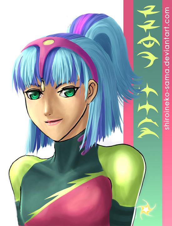 DB: Kitt Raada Wann by ShiroiNeko-sama