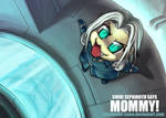 FF7: Chibi Sephy Says Mommy