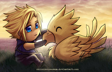 FF7AC: Feathered Friend