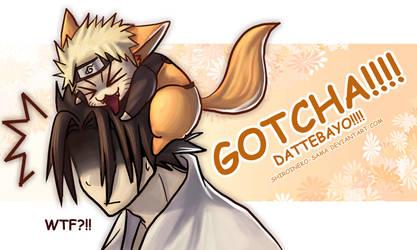 Naruto S.: Gotcha Dattebayo by ShiroiNeko-sama