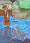 Prompt 4: Lake Creature