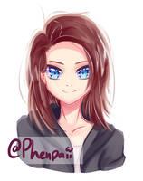 me :o by Phenpaii