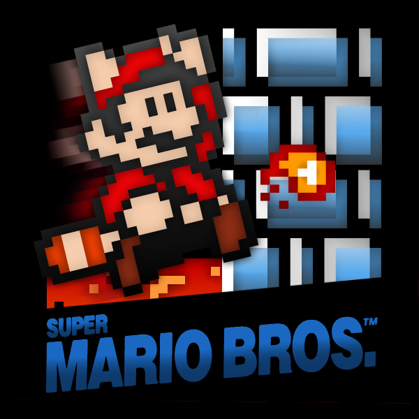 Super Mario Bros 3 Nes Cover 1995 Style By Brfa98 On Deviantart