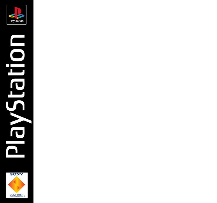 PS1 Cover Template HD Remake by brfa98 on DeviantArt