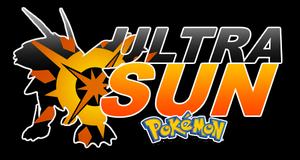 Pokemon Ultra Sun Logo