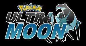 Pokemon Ultra Moon Logo
