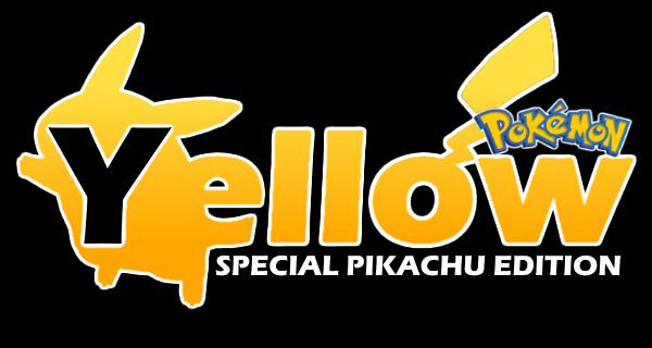 Pokemon Yellow Logo