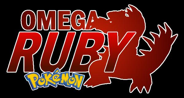 Pokemon Omega Ruby Logo
