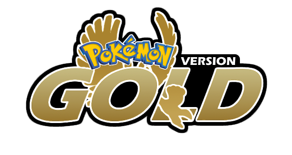 Pokemon Gold Logo