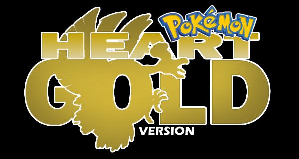 Pokemon Heart Gold Logo