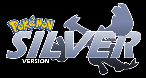 Pokemon Silver Logo