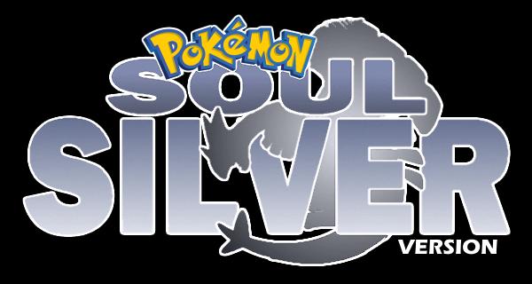 Pokemon Soul Silver Logo