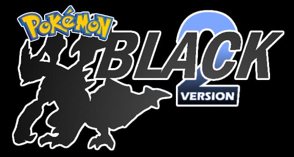 Pokemon Black 2 Logo