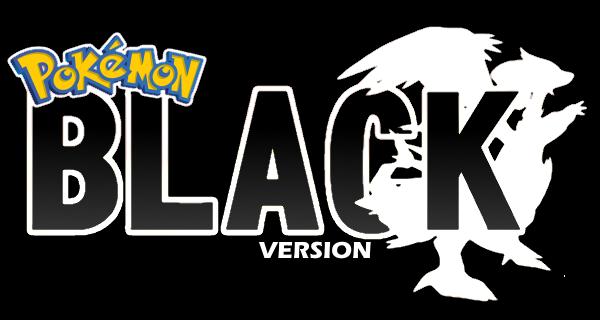 Pokemon Black Logo