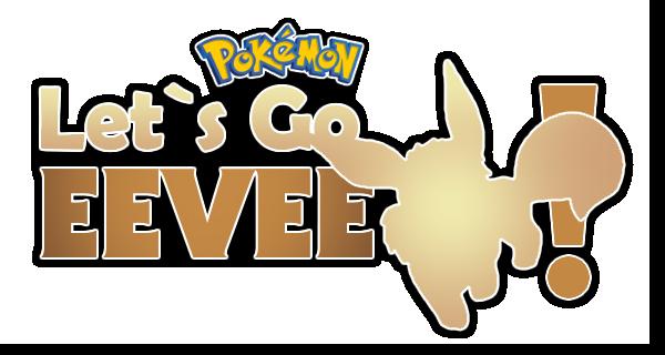 Pokemon Let's Go Eevee! Logo