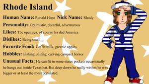 US Hetalia Rhode Island info